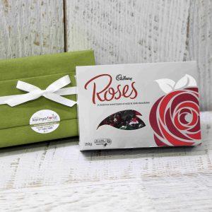 150g cadbury roses
