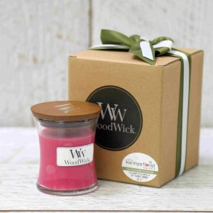 First Crush Woodwick Candle