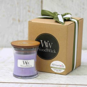 Fresh Flowers Woodwick Candle