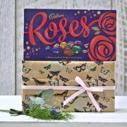 Cadbury Roses 400g Butterfly Wrap