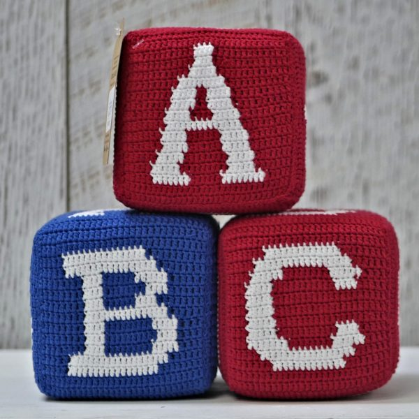 Crochet Blocks 1