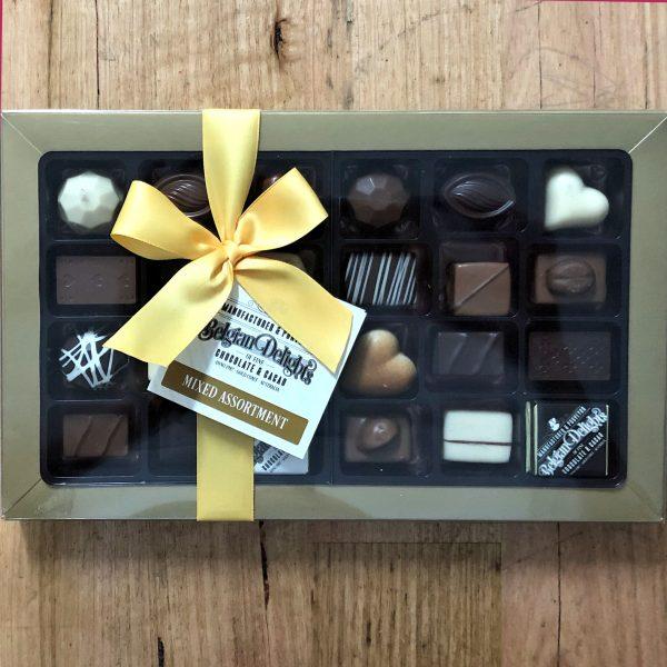 Belgium Delights Chocolates