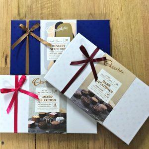 Chocolatier dessert range