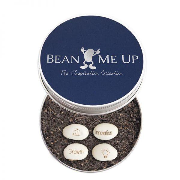 Inspiration Tin Bean Me Up